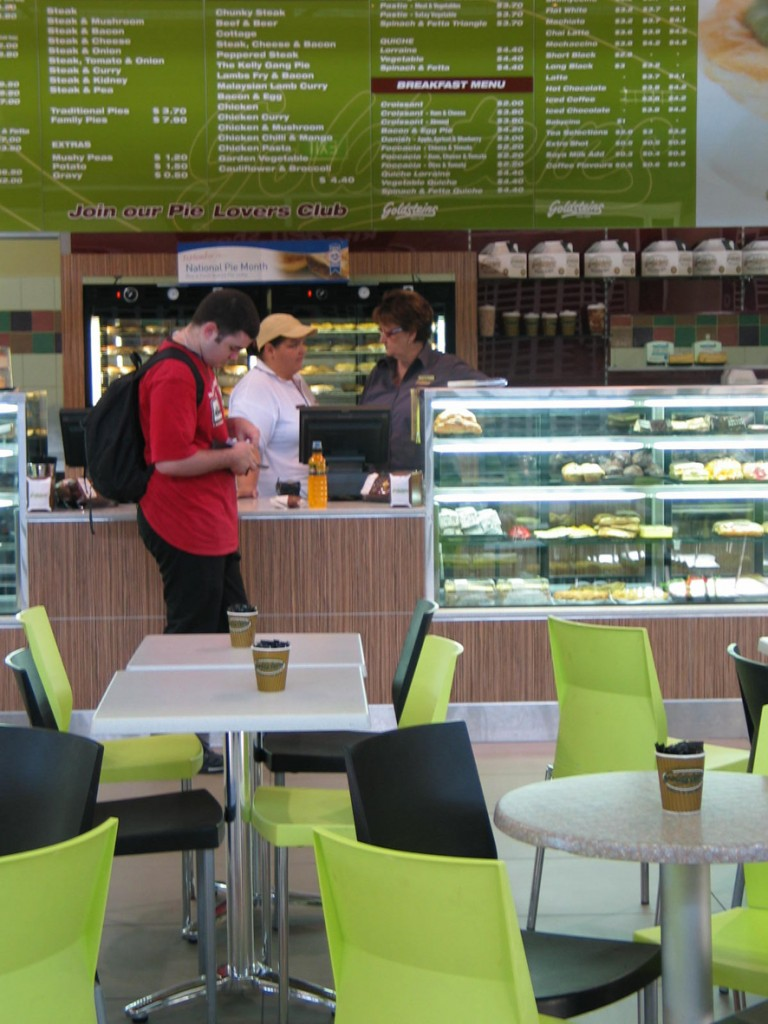 Goldsteins Bakery Robina Town Centre