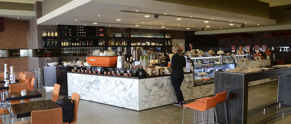 Chocolatto | Cuschieri Design | Retail shop interior designers