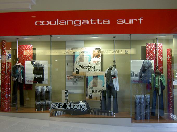 Ice Clothing Store Brisbane City