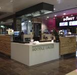 Noodle Haus shop design by David Cuschieri