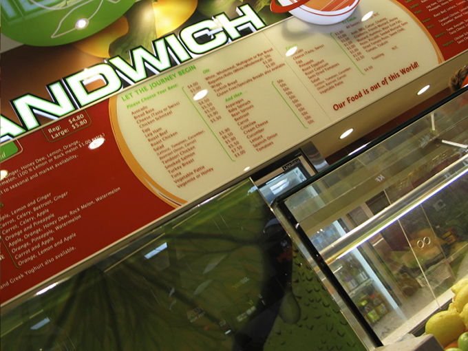 Sandwich Planet | Robina