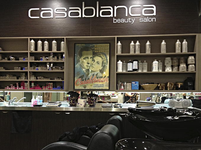 Салон красоты casablanca