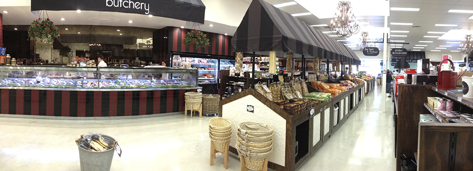 French Provincial shop design