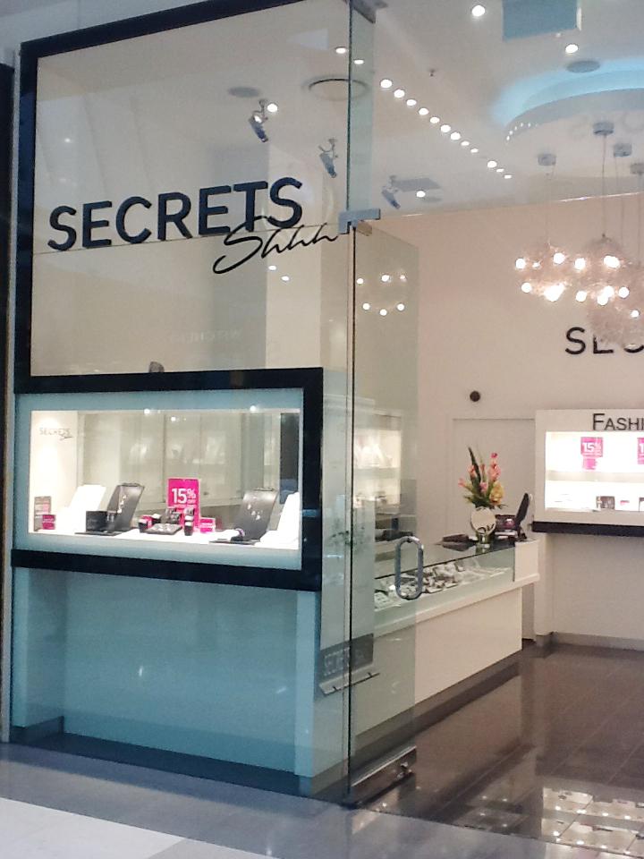 Secrets Shhh... Chermside Facelift