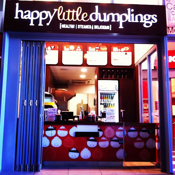 Happy Little Dumplings | The Barracks