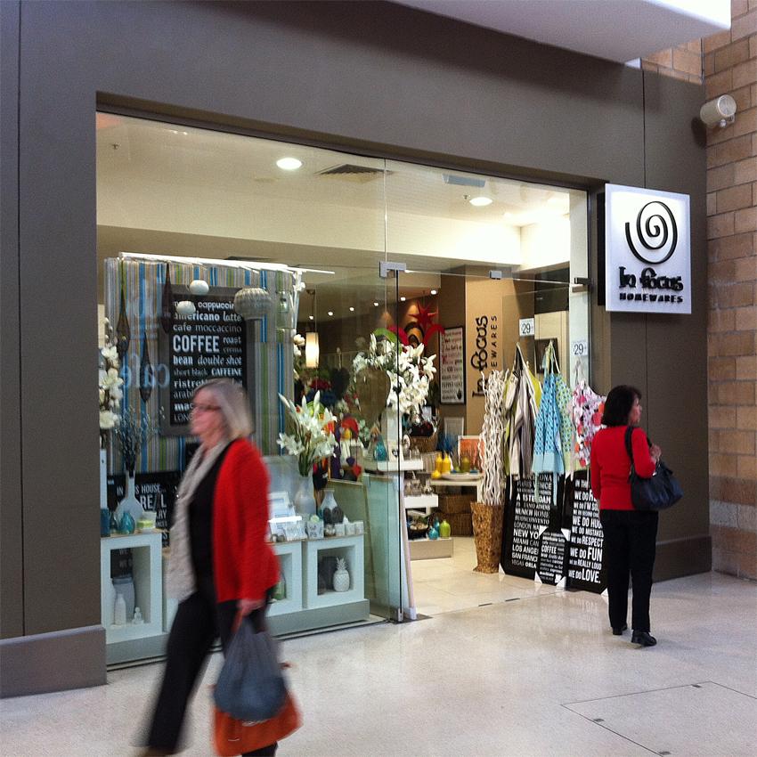 Retail shop design Gold Coast