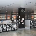Kiosk Fitout: Eyebrow World Begins To Take Shape