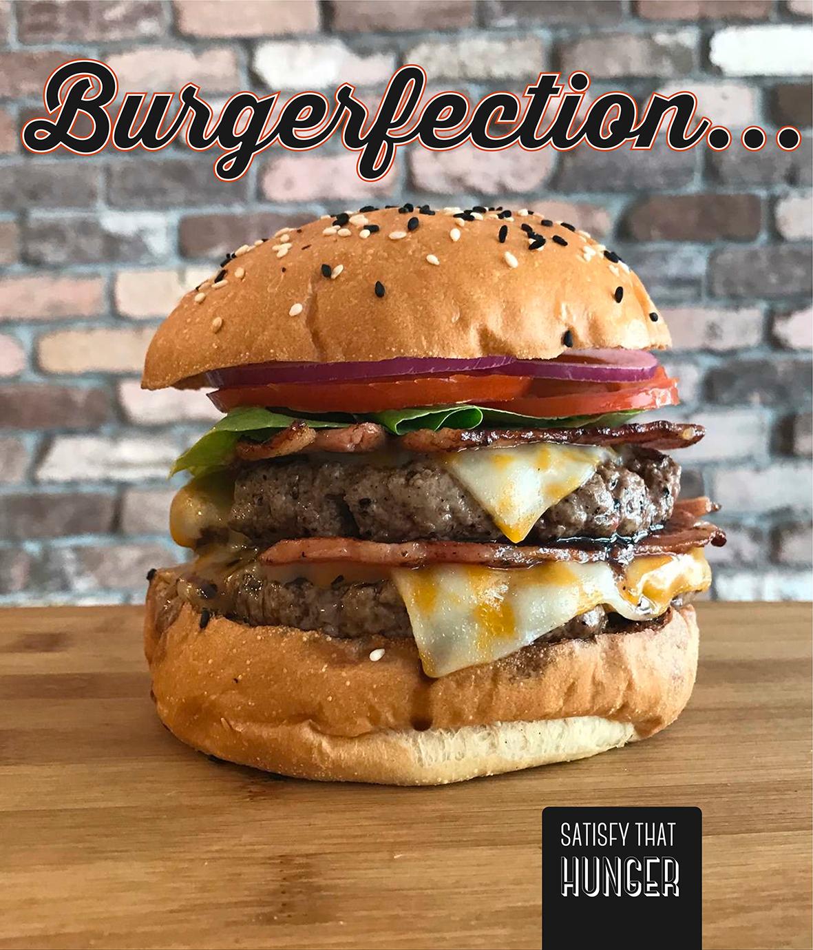 Burger'd Campaign