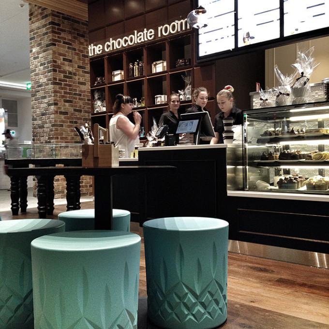 The Chocolate Room | Garden City