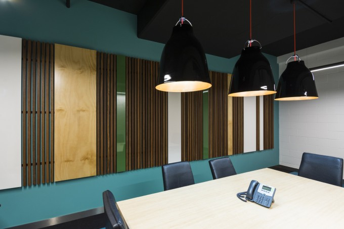 Macarthur Central Boardroom | Brisbane