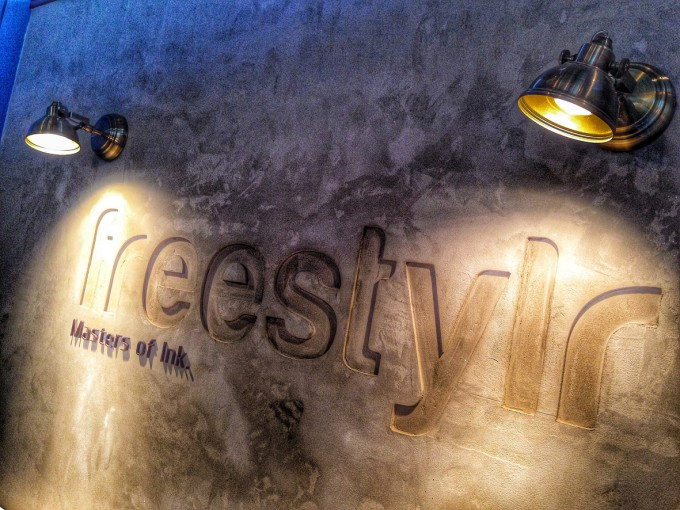 Freestylr – Masters Of Ink   Helensvale