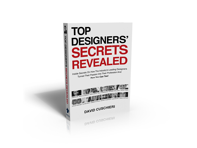 Top Designers' Secrets Revealed book launch Sydney designEX