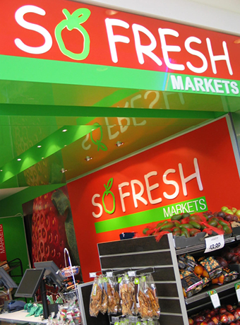 So Fresh Markets Benowa Gardens Shopping Centre