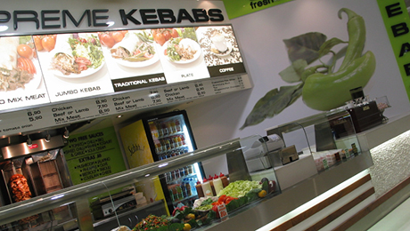 Supreme Kebabs Burleigh Town Centre