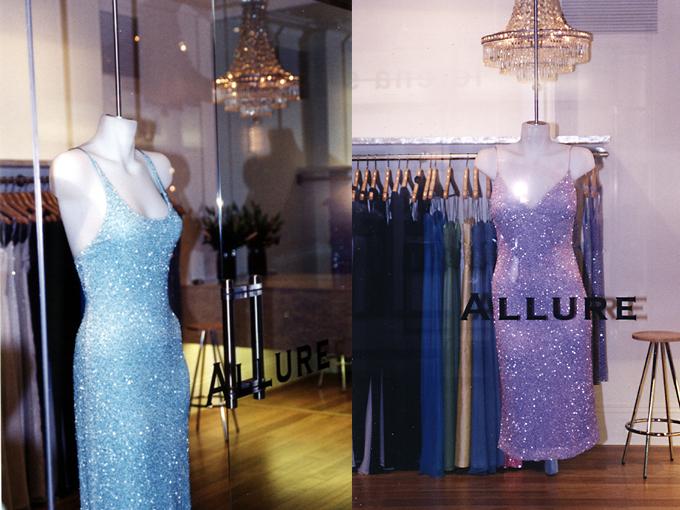 Allure Sydney CBD | Fashion interior design | Gold Coast | Brisbane