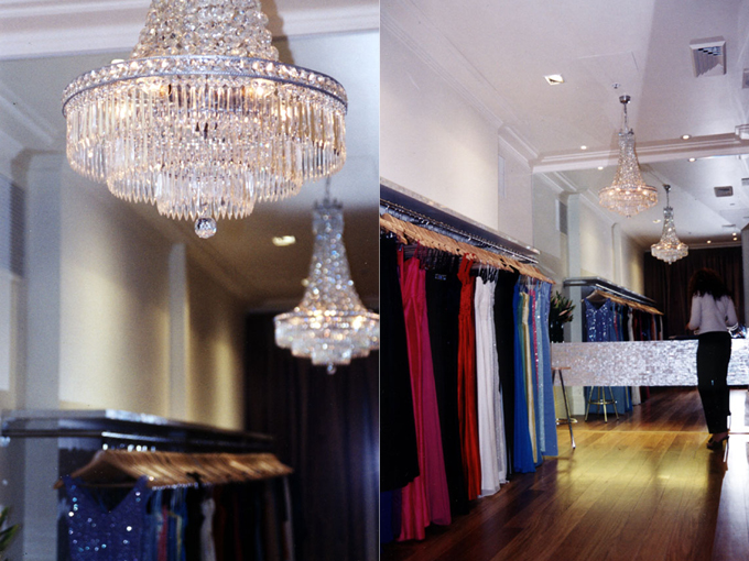 Allure Sydney CBD   Fashion interior design   Gold Coast   Brisbane