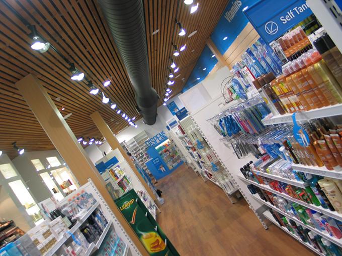 Amcal Chemist Brisbane   Retail Pharmacy Chemist Interior Designer   Gold Coast