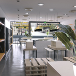 Homeware store design Brisbane