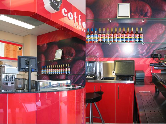 Calvino Coffee Tugun | Cafe Design Gold Coast and Brisbane