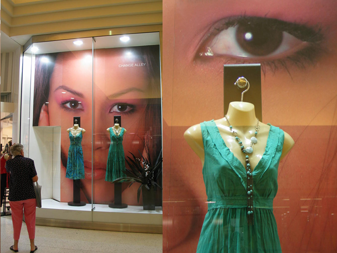Change Alley Elanora   Ladies Fashion Retail Shop Interior Designer