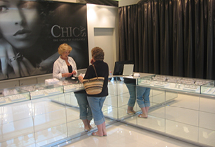 Chic As Jewellery Doncaster | Retail Shop Interior Designers | Melbourne