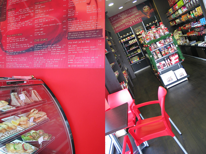 Chocilicious Robina | Chocolate Shop | Retail and commercial interior designer Gold Coast and Brisbane