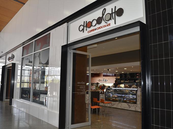Chocolatto | Biggera Waters | Retail shop interior design