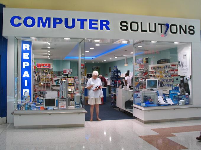 Computer Solutions | Runaway Bay