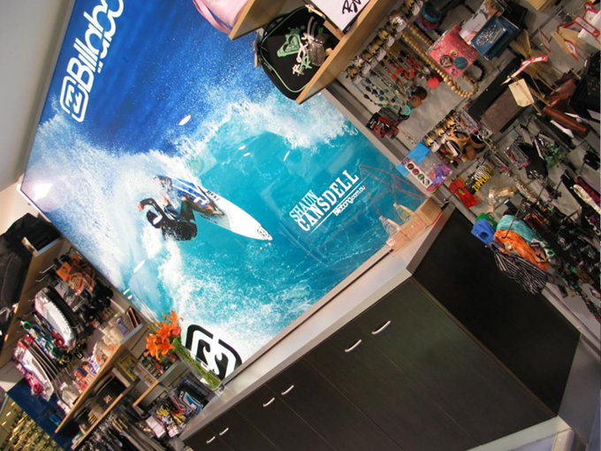 Coopers Surf Coffs Harbour | Retail Shop Interior Designer | Australia