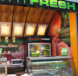 Country Fresh Kitchen testimonial shop design