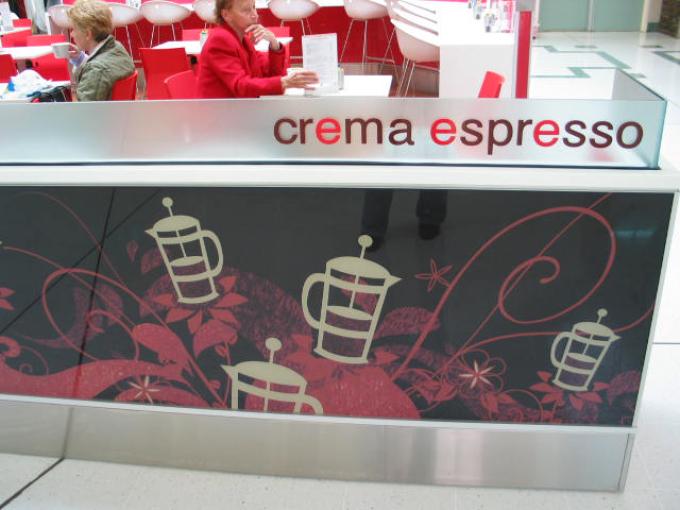 Crema Espresso Broadbeach | Cafe and Restaurant design