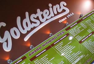 Goldsteins Pies Robina | Cake and Pie shop design Gold Coast and Brisbane