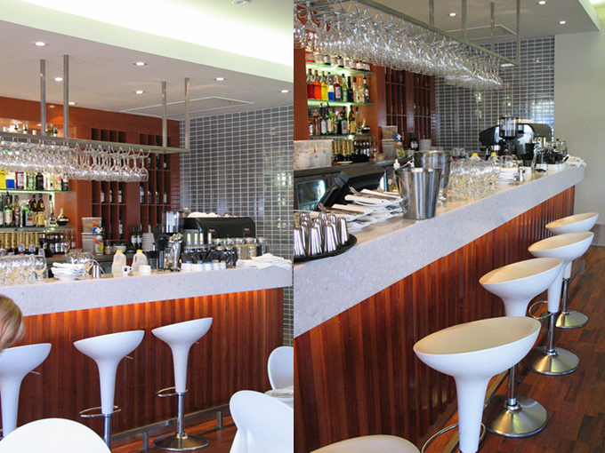 Harley's Seafood Hope Island   Restaurant design Gold Coast and Brisbane
