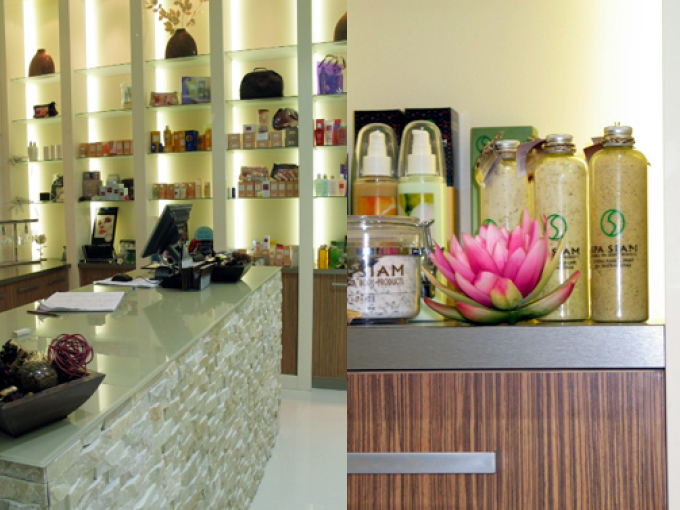Heaven Sent Elanora   Beauty Salon   The Pines Shopping Centre   Retail interior designers