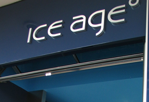 Ice Age Toombul   Food and retail interior design   Gold Coast and Brisbane