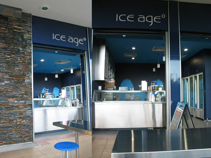 Ice Age Toombul | Food and retail interior designer | Gold Coast and Brisbane