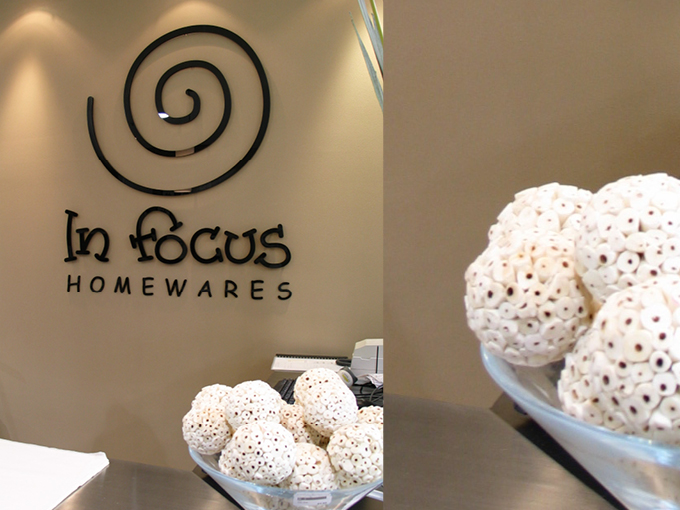 In Focus Robina | Homeware Store design Gold Coast and Brisbane