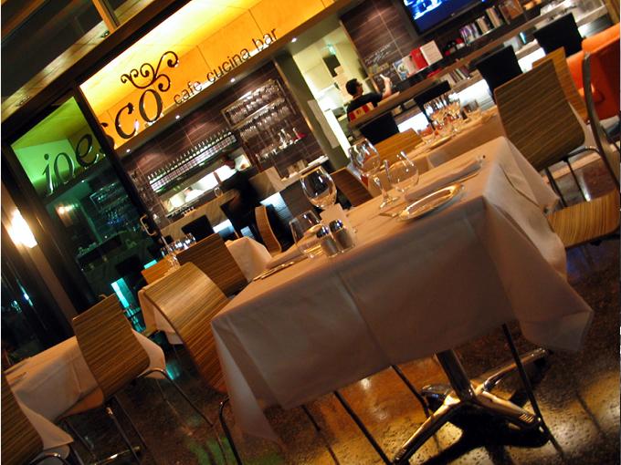 Ioesco Sanctuary Cove restaurant retail design Gold Coast and Brisbane