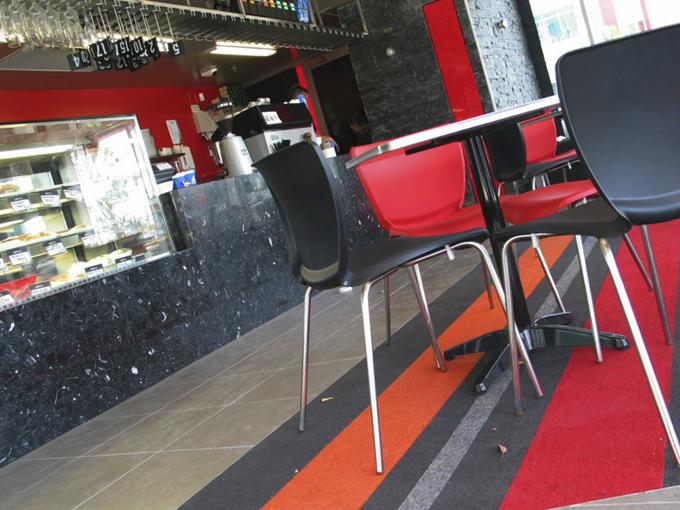 Kaffiend The Rocket Robina - cafe designer Gold Coast and Brisbane