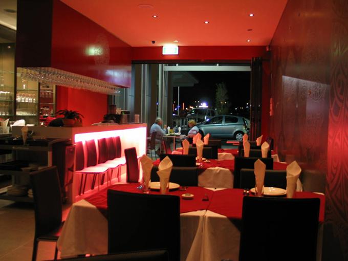Krish Indian Cuisine Robina   Restaurant Interior Designer   Gold Coast and Brisbane