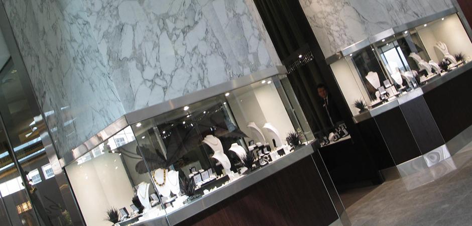 LeGassick Jewellers | Robina Town Centre | Cuschieri Design | Retail shop interior designers