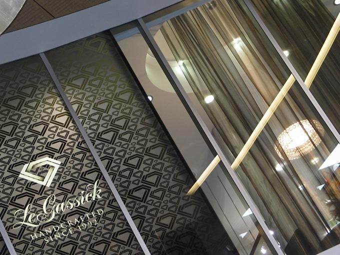 LeGassick Robina jewellery store retail design Gold Coast and Brisbane