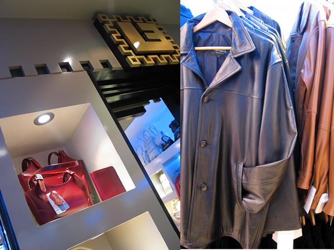 Leather Emporium | Maroochydore | Retail shop interior designers Sunshine Coast and Brisbane
