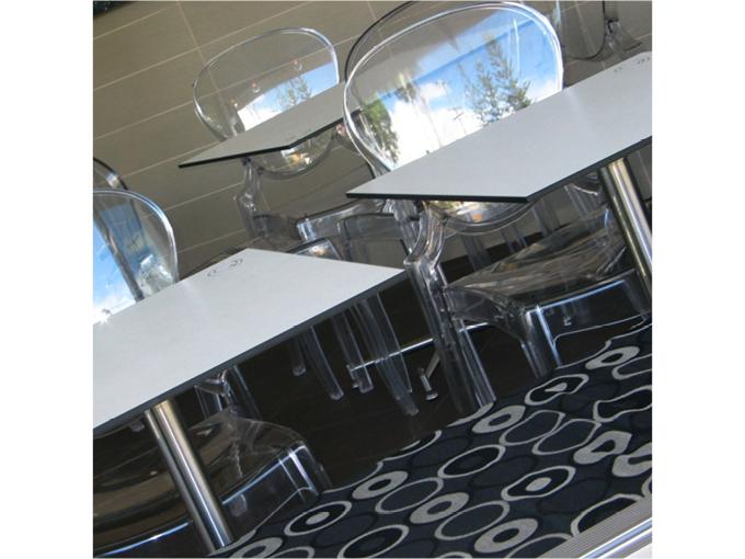 Mokador Cafe Chevron Island | Retail cafe interior designers