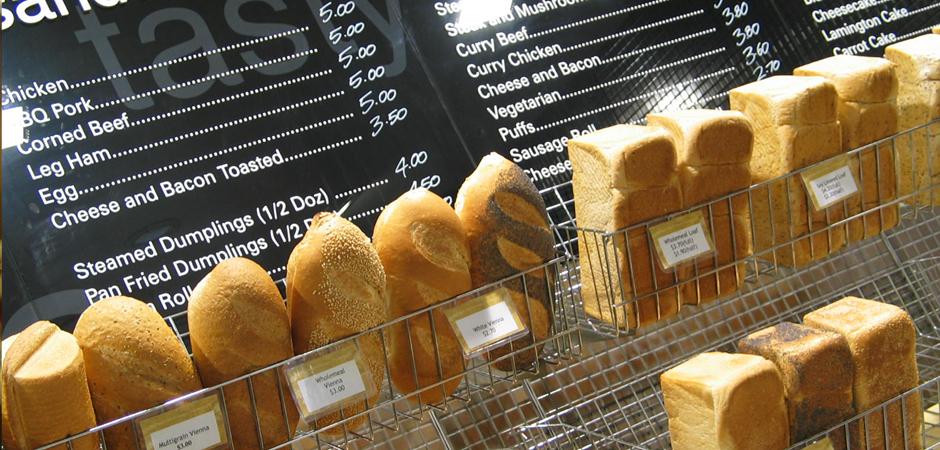 Moshi's Bakery | Varsity Lakes | Cuschieri Design | Retail shop interior designers