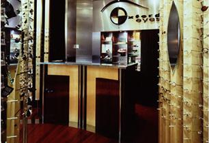 Oxford Eyes Sydney | retail shop interior design