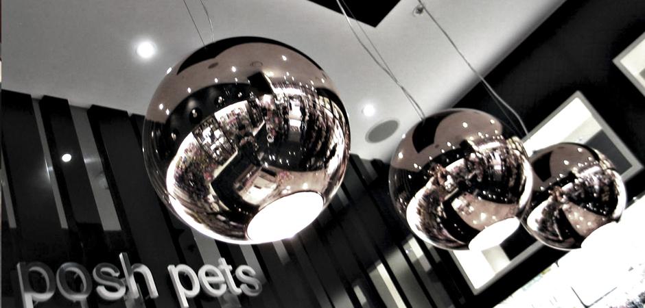 Posh Pets | Westfield Carindale | Cuschieri Design | Retail shop interior designers