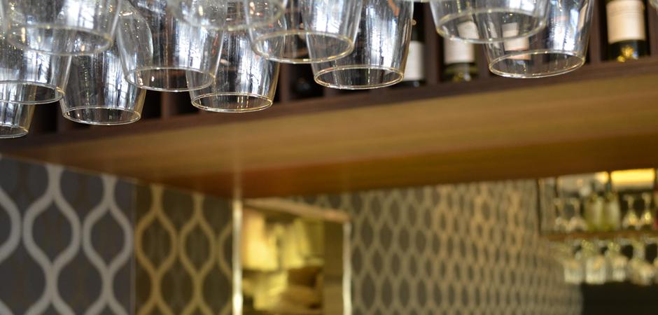 Randhawa's Indian Cuisine | Waterford | Cuschieri Design | Retail shop interior designers
