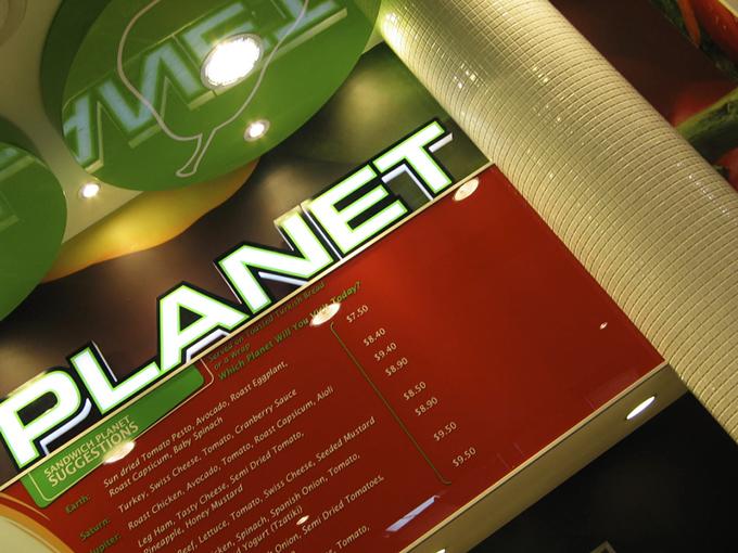 Sandwich Planet   Robina