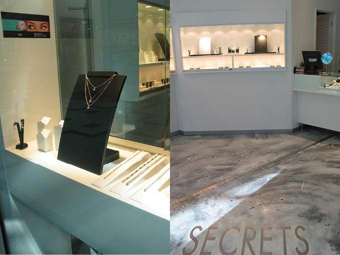 Secrets Shhh... Broadbeach   Retail Shop Interior Designers
